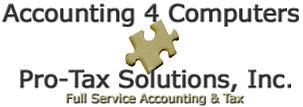 A4CPT - Accounting 4 Computers and Pro-Tax Solutions, Inc.